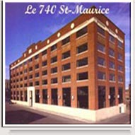 740 St-Maurice, Montreal